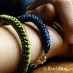 DIY-Idee halbachblog: Coole Armbänder selber machen