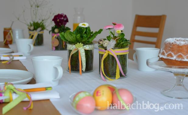 Happy Easter – Dekoideen für den Tisch