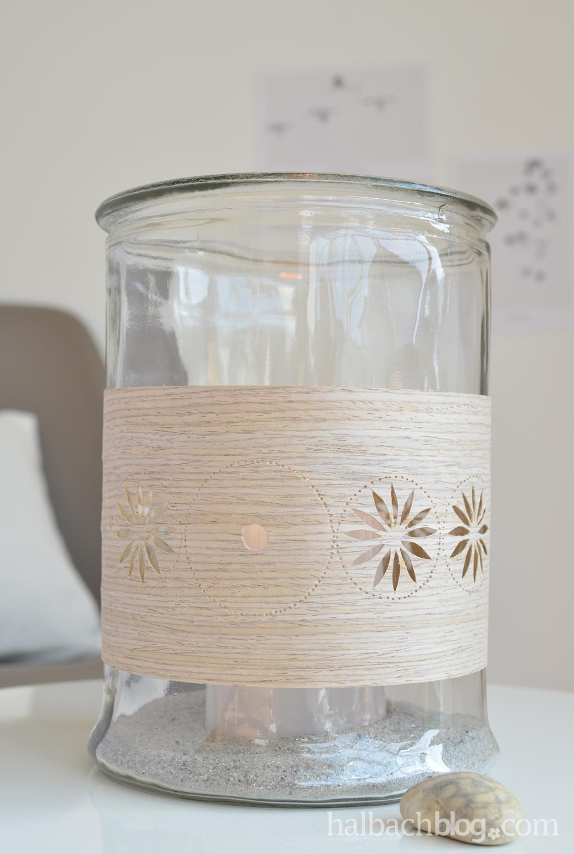 Zarte Lichtspiele mit Holzfurnier-Stoff