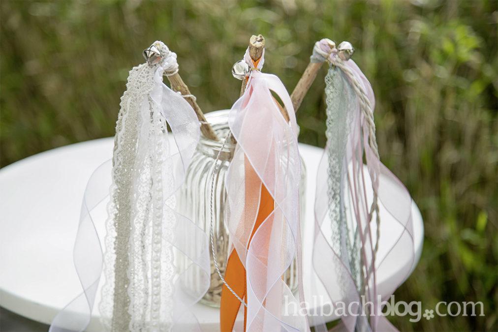 Hochzeitstrend: Mit Wedding Wands ins Glück