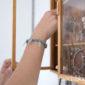 Federleicht: Makramee-Armband knüpfen