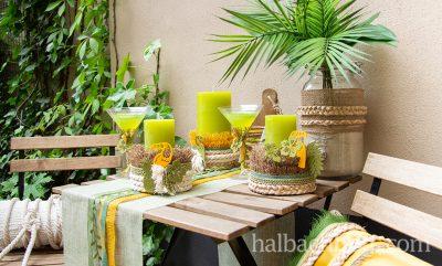 Sommerlich(t): Kerzenschein und Mocktail-Laune